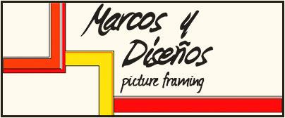 Logo marcos y diseños